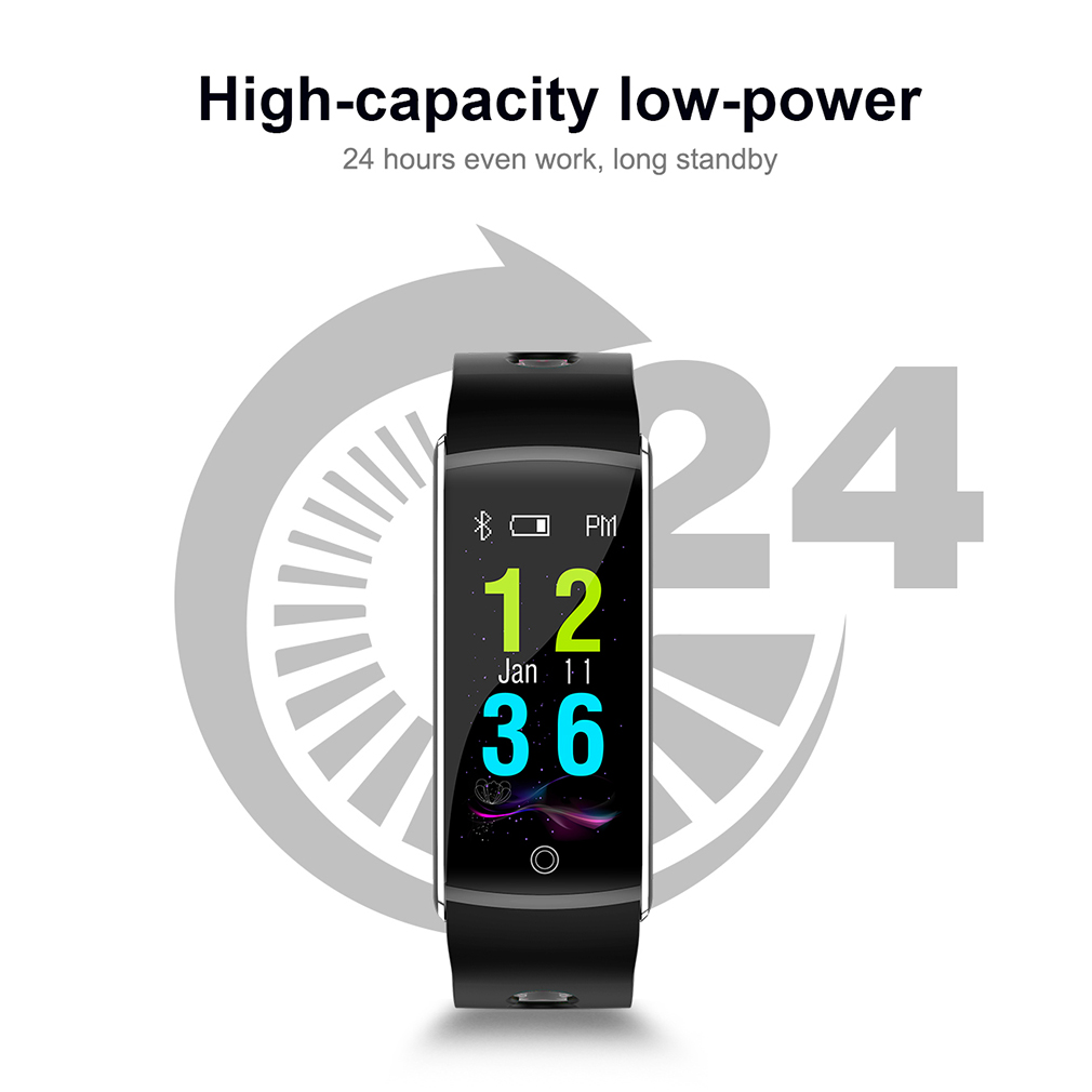smartwatch fitnessarmband tracker bluetooth blutdruck. Black Bedroom Furniture Sets. Home Design Ideas